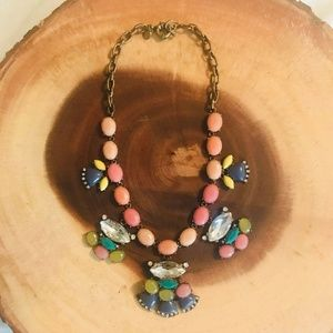 Jewelry - Multi-colored Statement Necklace